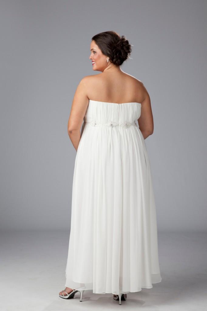 Plus Size Wedding Dress Of The Week Sydneys Closet