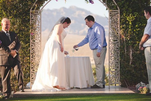 plus size bride, las vegas wedding