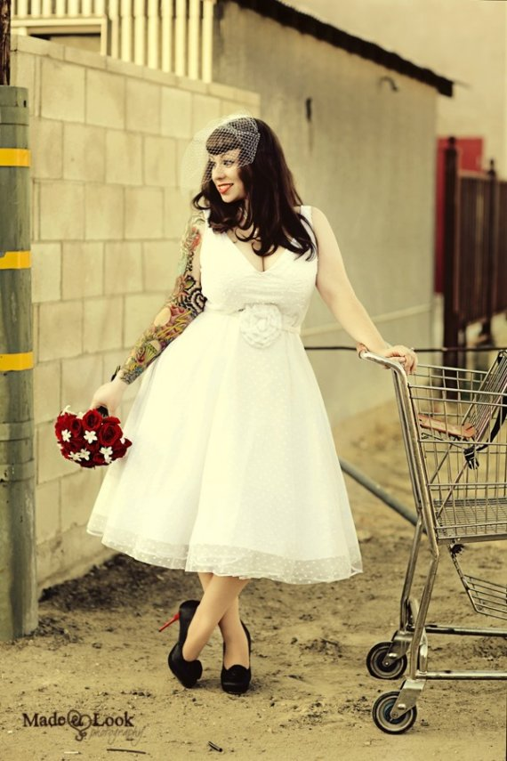 plus size vintage wedding gowns