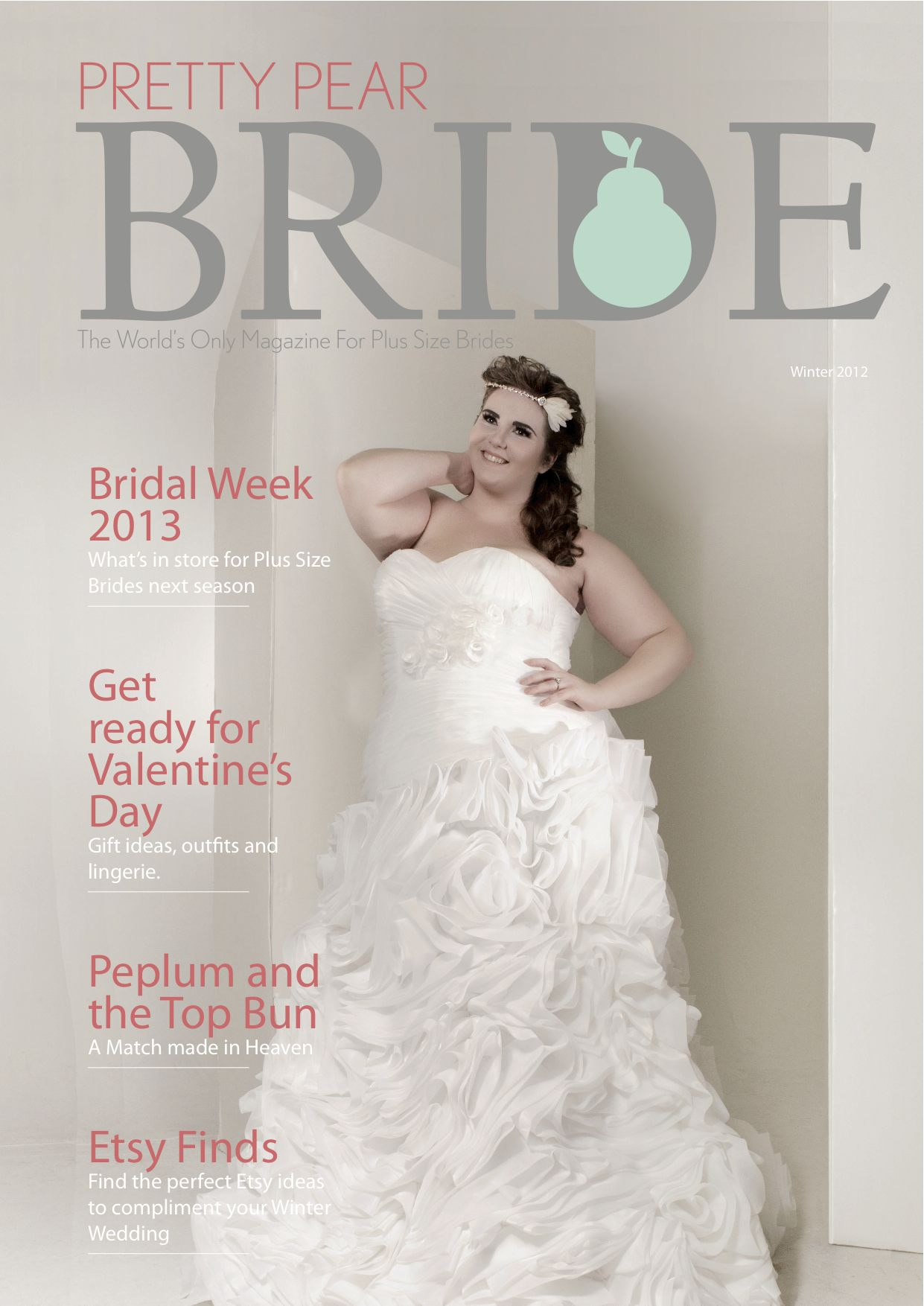 Pretty Pear Bride Spring 2013 Issue
