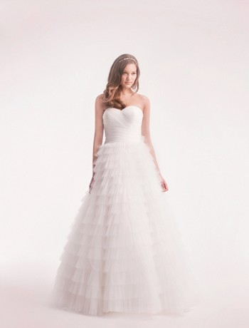 plus size bride