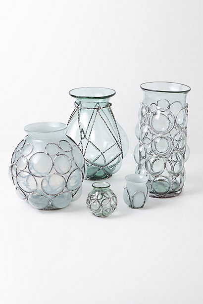 Wire Bubble Candleholder; Anthropologie, $16-$68 each