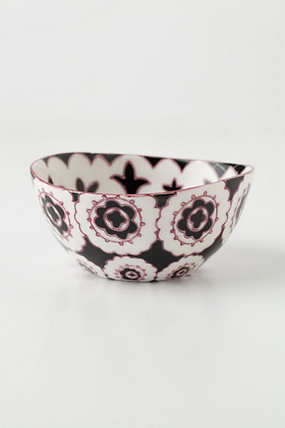 Gloriosa Bowl; Anthropologie, $14 each