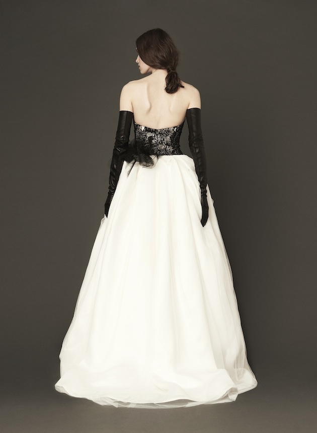 Vera Wang Spring 2014 Wedding Dress Collection