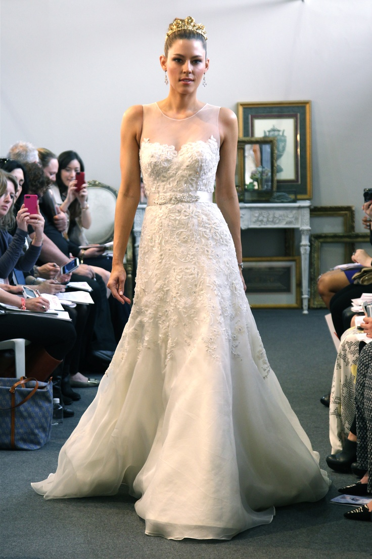 Spring 2014 Gown by Watters Brides