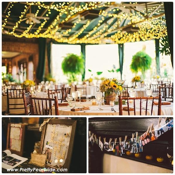 {Real Wedding} Rustic B & B Baltimore Wedding | Pretty Pear Bride