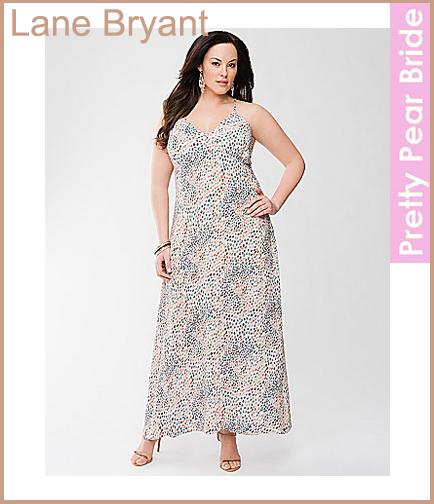 Lane Collection Slip Dress; Lane Bryant, $89.99