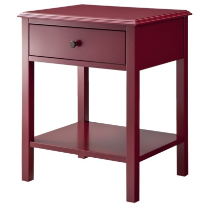 Threshold™ Windham Side Table; Target, on sale for $87.99