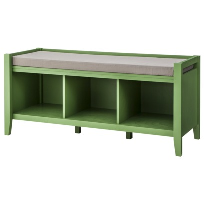 Threshold™ Open Storage Bench; Target, on sale for $135.99