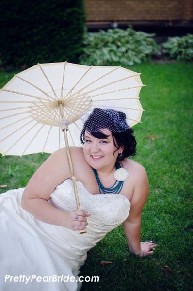 plus size bride, luxe bridal