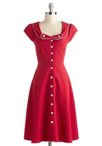Phone Booth Belle Dress; ModCloth, $124.99