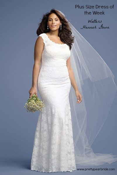 plus size bride,