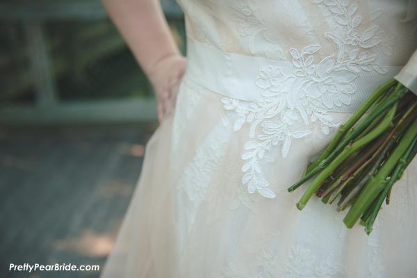 plus size bridal styled shoot