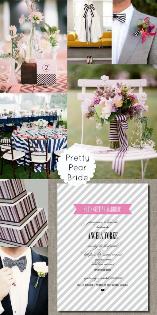 plus size bride, color inspiration