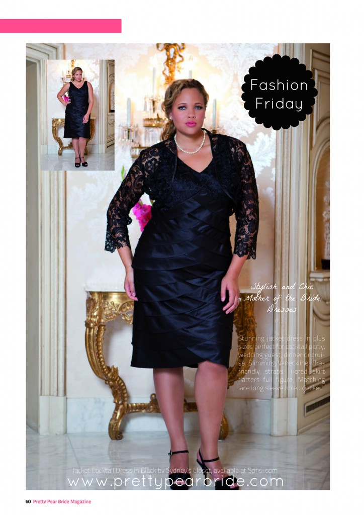 plus size bride, mother of the bride