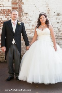 plus size bride, curvy bride