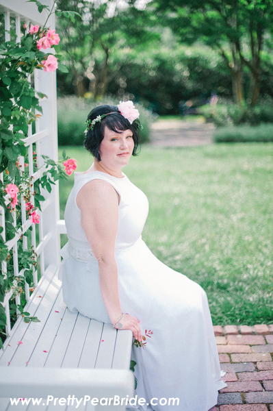 plus size bride, plus size bridal styled shoot