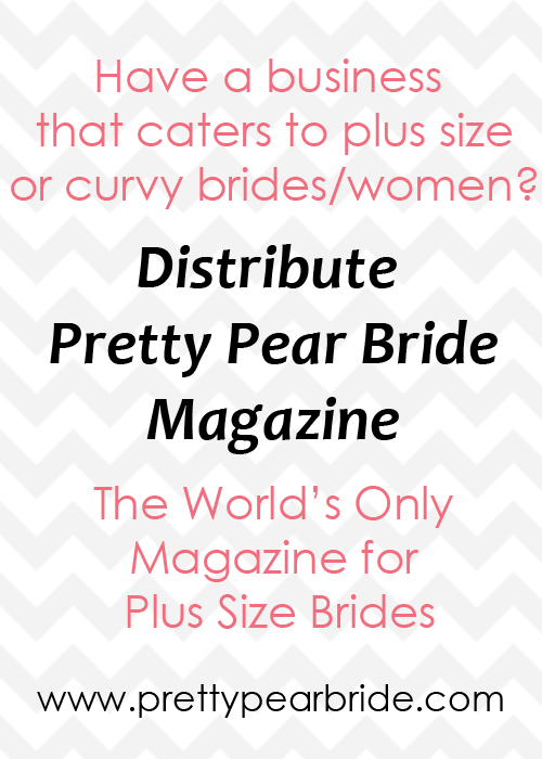 plus size bridal magazine