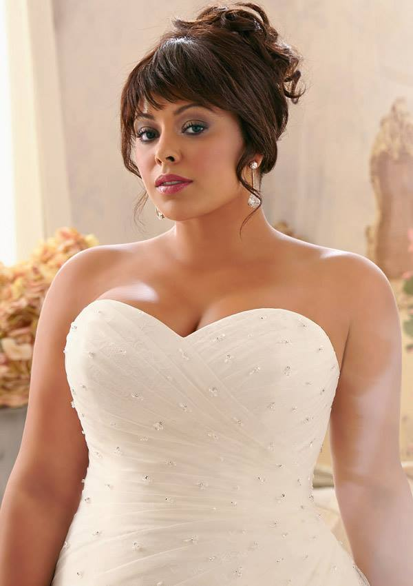 plus size bride, Julietta spring 2014 collection