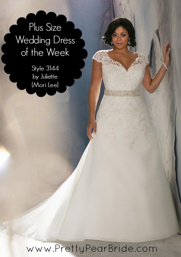 plus size bride, plus size bridal dress, mori lee-juliette