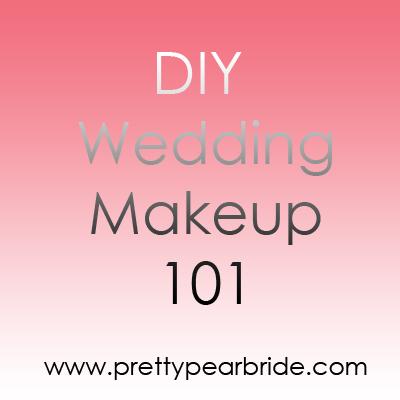 diy wedding makeup 101