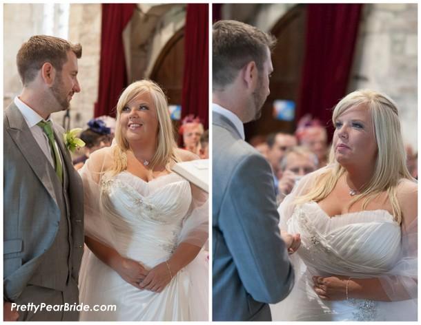 plus size bride,