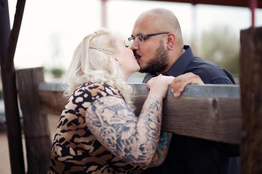 Tattoos and Kisses by Danielle Daigle Photography