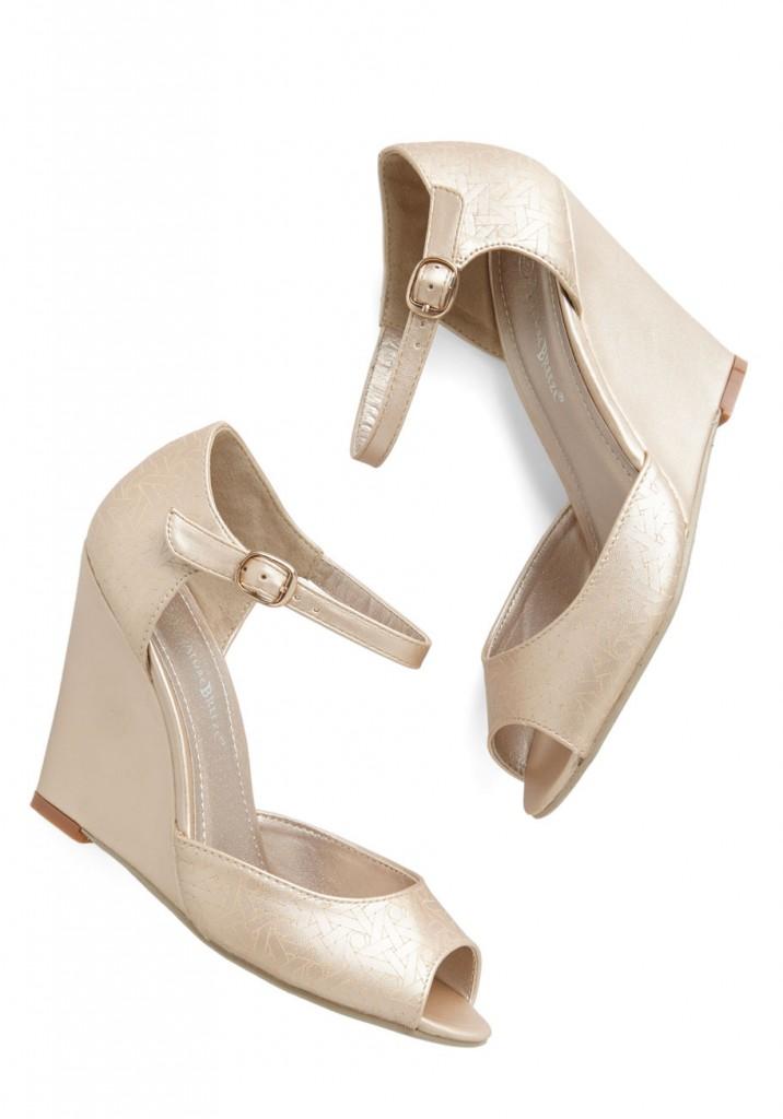 plus size vintage shoes, modcloth