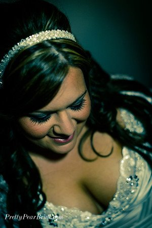 plus size bride, curvy bride, bridal magazine