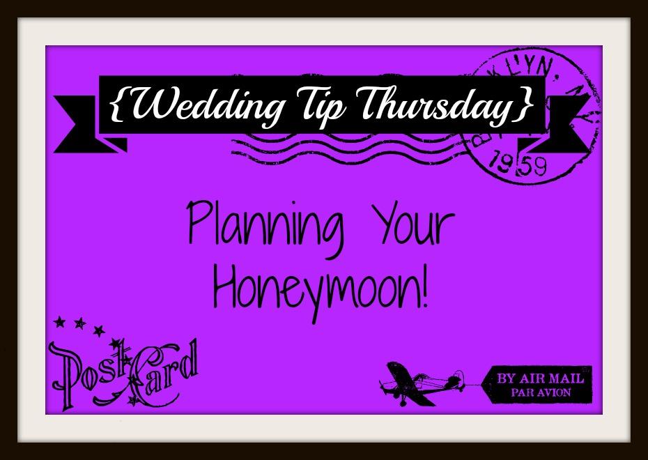 PlanningYourHoneymoon