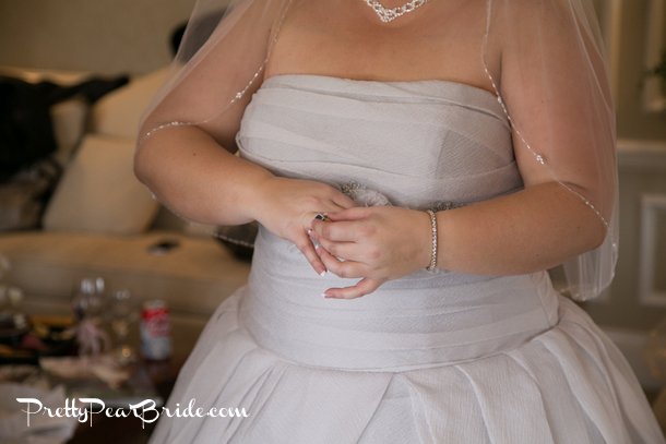 plus size bride, bridal magazine