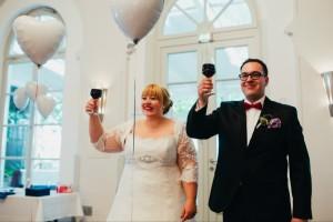 plus size bride, bridal magazine