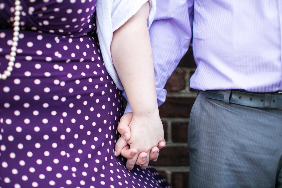 plus size bride, plus size engagement