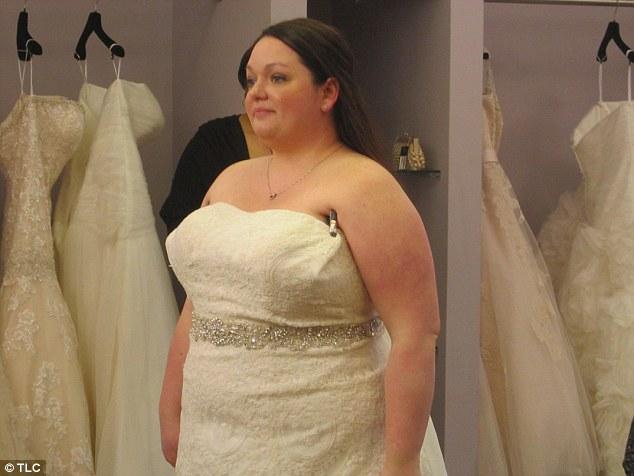 curvy brides, tlc show