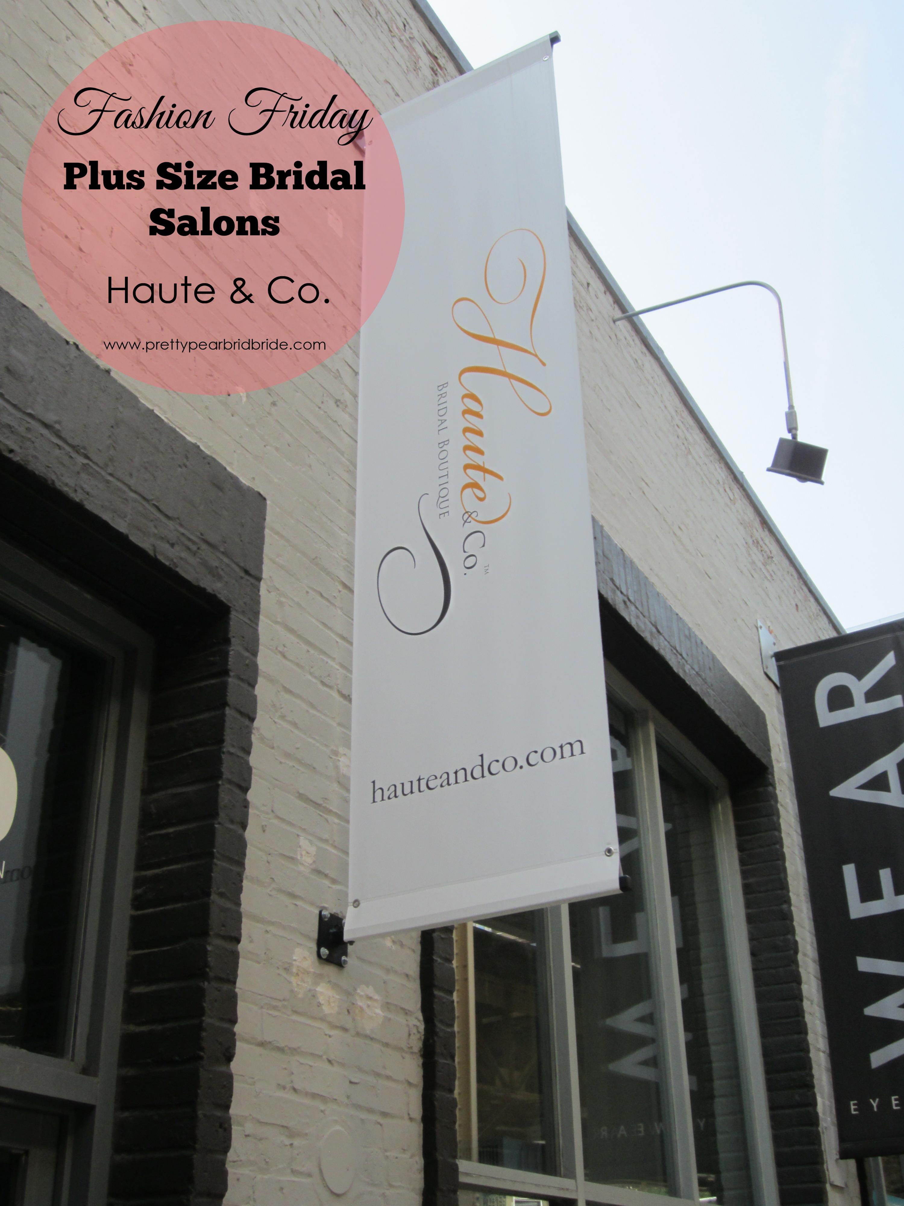 plus size brides, plus size bridal salons
