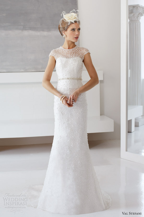 Plus Size Wedding Dress Of The Week Val Stefani Bridal Look Book