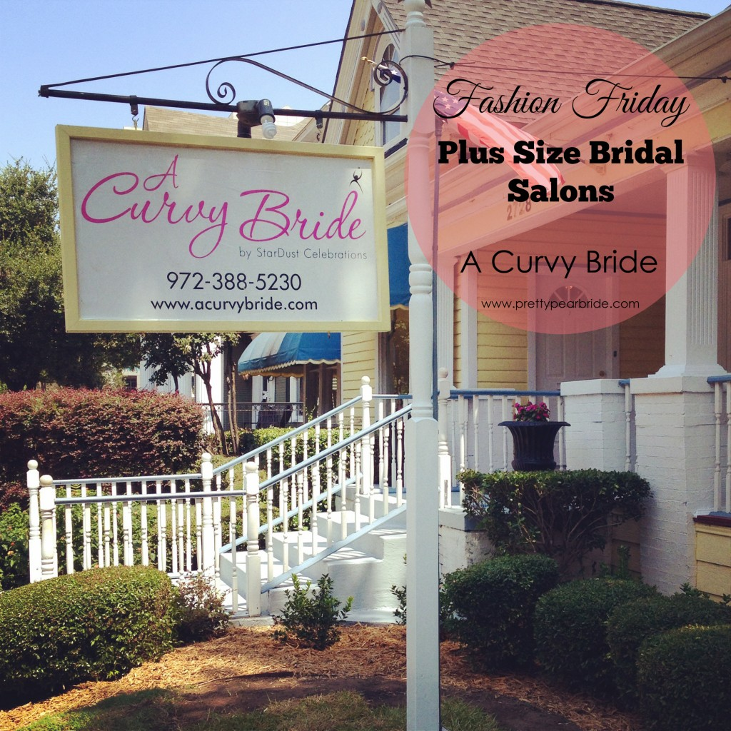 plus size bride, plus size bridal salo