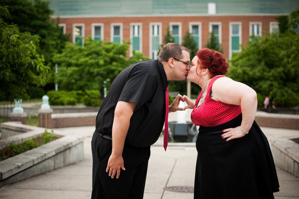 plus size bride, curvy brides, curvy engagement