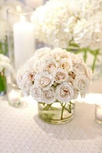 rose centerpiece 2