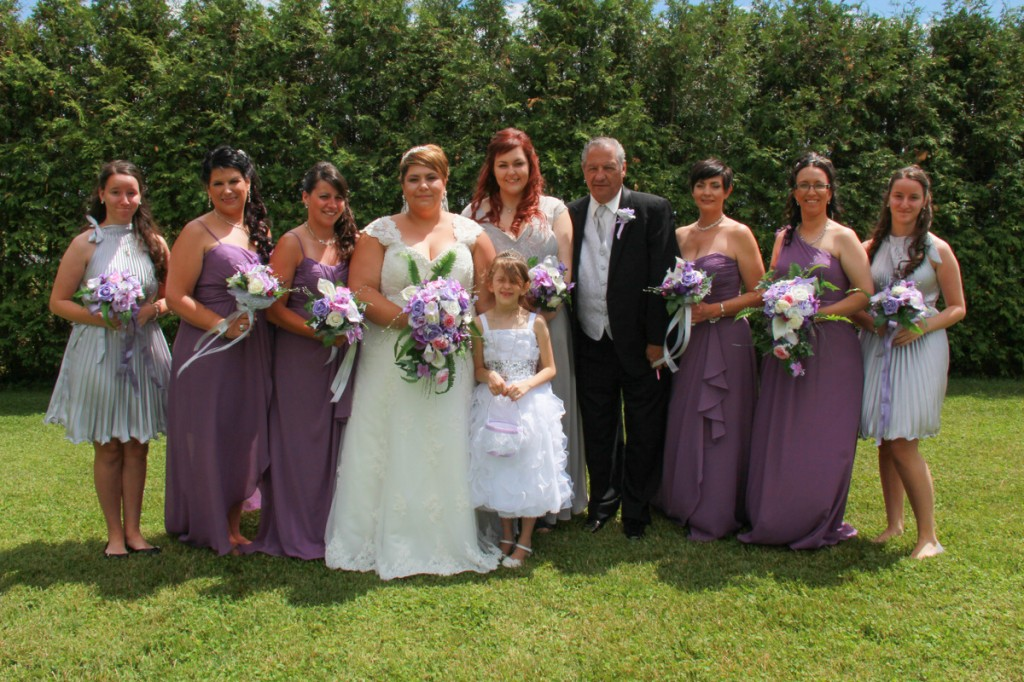 6 - My Bridal Party