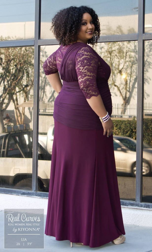 plus size dress, plus size bridal