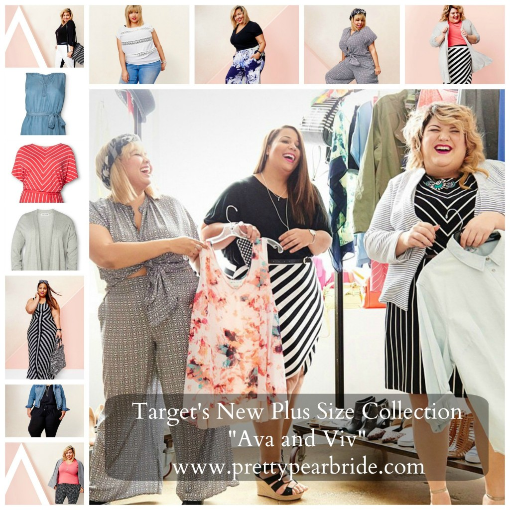 target, plus size fashion, ava and viv