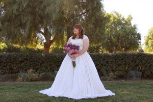 plus size bride, curvy brides, pretty pear brides