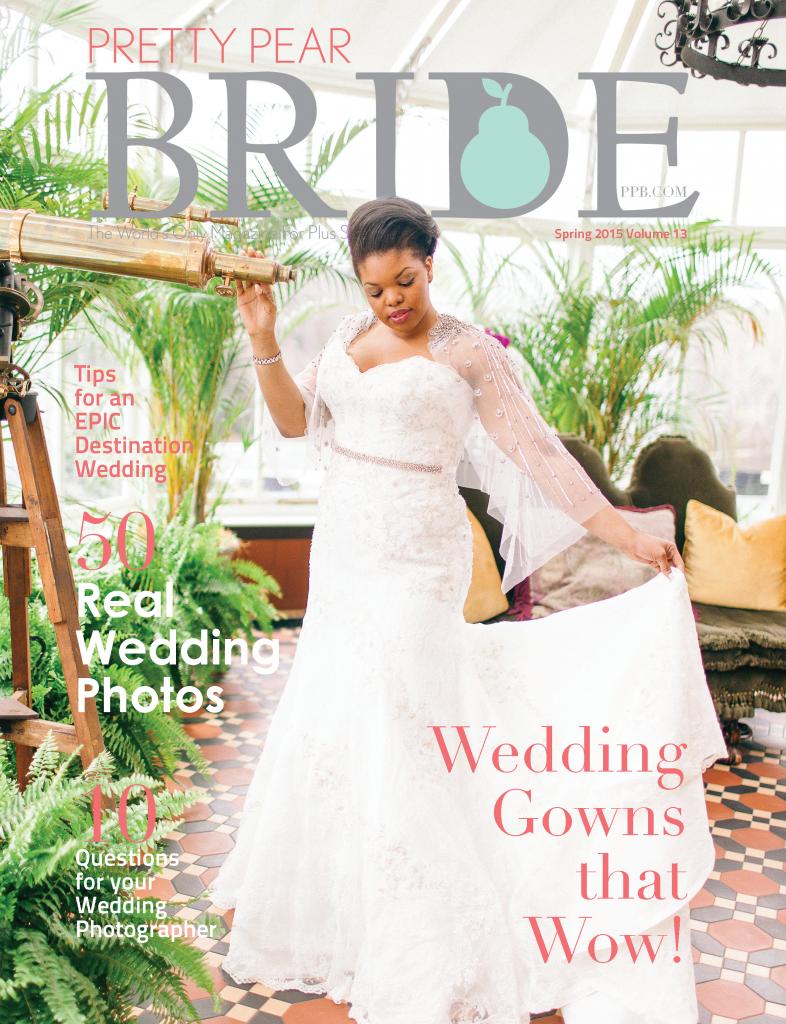 Pretty Pear Bride Magazine Spring Issue 2015