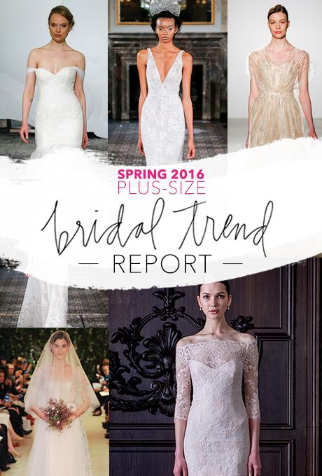 plus size looks, bridal market, plus size bridal trends