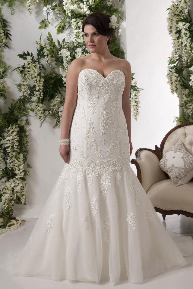 Callista Bridal Plus Size Bridal Gowns Aruba 640960 The Pretty