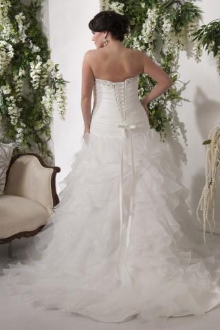 Callista Bridal, plus size bridal gowns,
