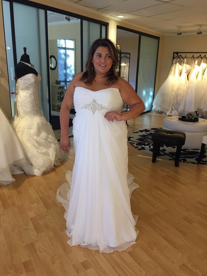 Della Curva Allure Bridal W270