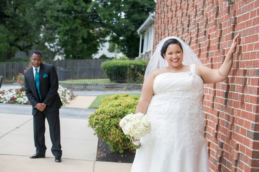 plus size wedding in maryland