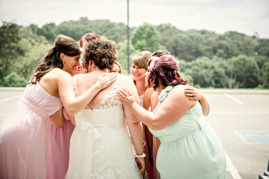 diy curvy bride in tennessee